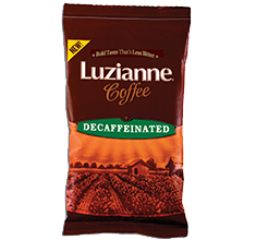 Luzianne 100% Arabica Decaf Filter Pack