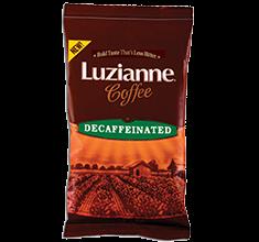 Luzianne 100% Arabica Decaf Filter Pack
