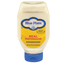 Blue Plate Mayonnaise Squeeze – Restaurant Pack