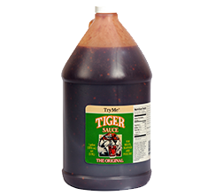 TryMe Tiger Sauce (1 gal.)